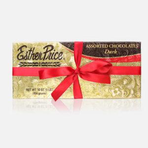 Esther Price dark assorted chocolates
