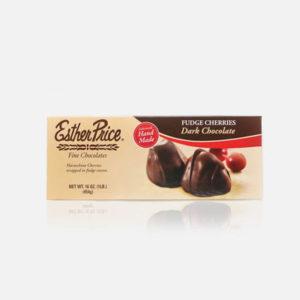 Dark Chocolate Fudge Cherries 16 Oz