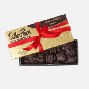 Esther Price Dark Chocolate Nuts and Chews