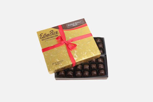 Esther Price Dark Peanut Butter Creams