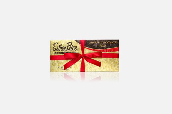 Esther Price milk assorted chocolates