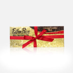 Esther Price milk chocolate cherries