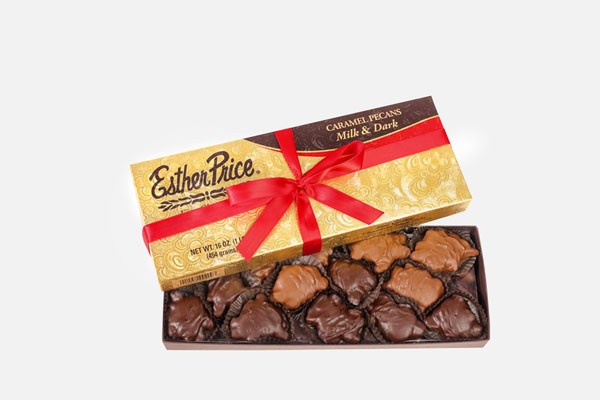 Esther Price Caramel Pecans Mix