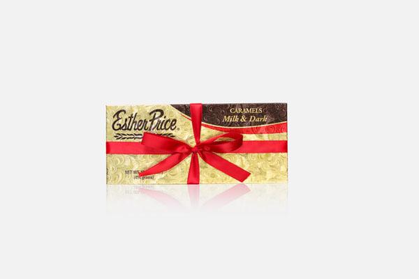 Esther Price Caramels Milk & Dark