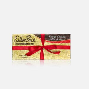 Esther Price Milk & Dark Fudge Creams