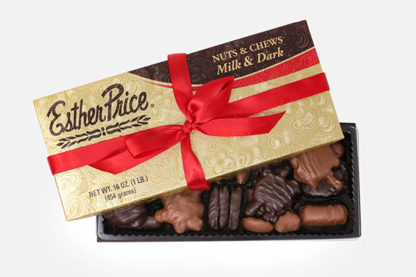 Esther Price Mix Nuts and Chews