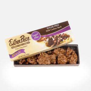 Esther Price Sugar Free Cashew Bark