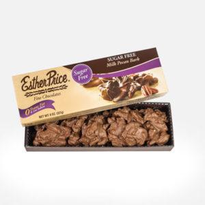 Esther Price Sugar Free Milk Pecan Bark