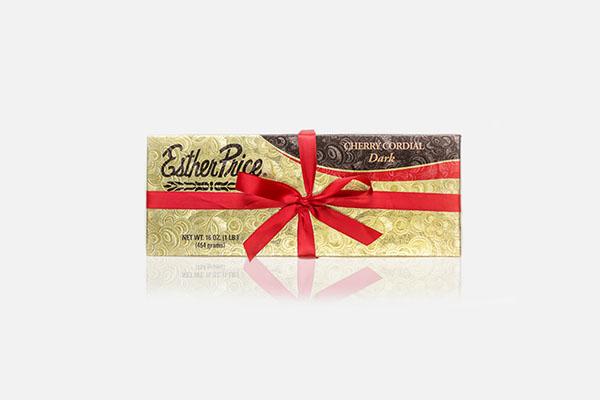 Esther Price dark cherry cordial