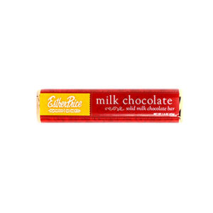 Esther Price milk chocolate bar