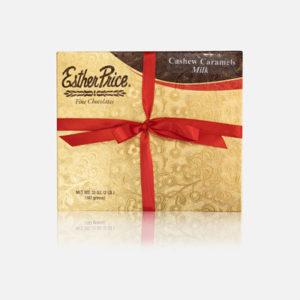 Esther Price 32oz milk chocolate cashew caramels