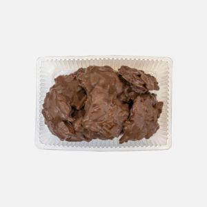 Esther Price milk chocolate potato chip bark