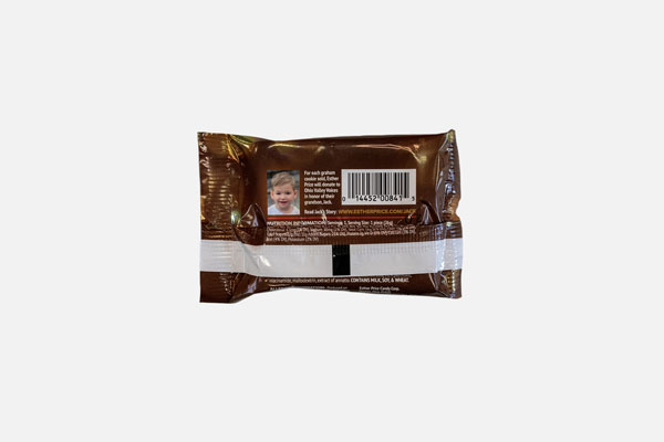 Esther Price milk graham cracker
