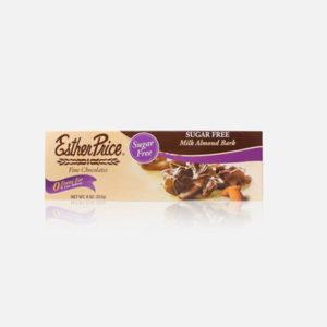 Esther Price sugar free almond bark