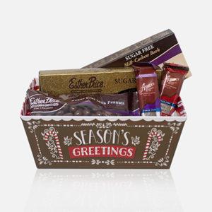 Esther Price sugar free gift basket