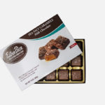 Esther Price milk chocolate sea salt caramels